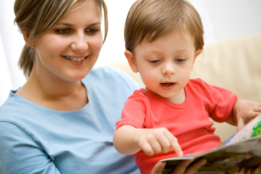 iStockphoto - 7062388 - Story Time