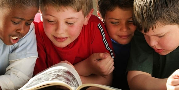 Kids involved in summer reading program were up to two times more likely to read every day