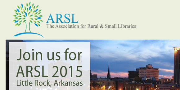 """Join us at ARSL for """"Data Visualization for the Rest of Us: A Beginner's Guide"""""""