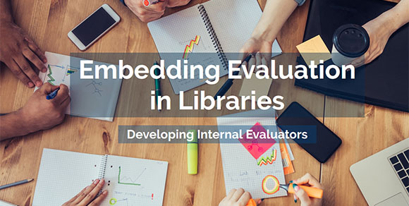Evaluation Training Opportunity for Colorado Public Libraries