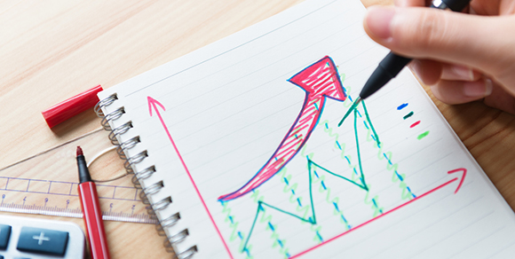 Visualizing Data: the logarithmic scale