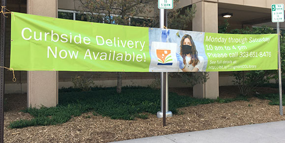 Colorado Public Libraries and COVID-19: Despite unprecedented circumstances, libraries quickly adapted services to safely meet community needs