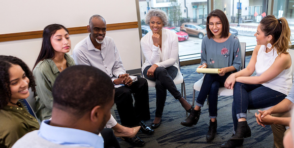 Nothing About Us, Without Us: Equitable evaluation through community engagement